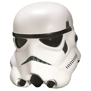 Casco Stormtrooper - STAR WARS - decineyseries