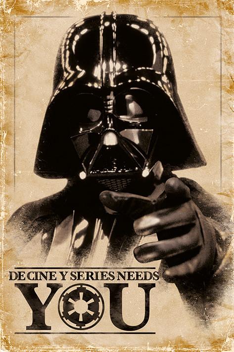 DE CINE Y SERIES NEEDS YOU! ;)
