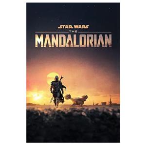 Poster-Mandalorian-The-Mandalorian-Star-Wars-Disney