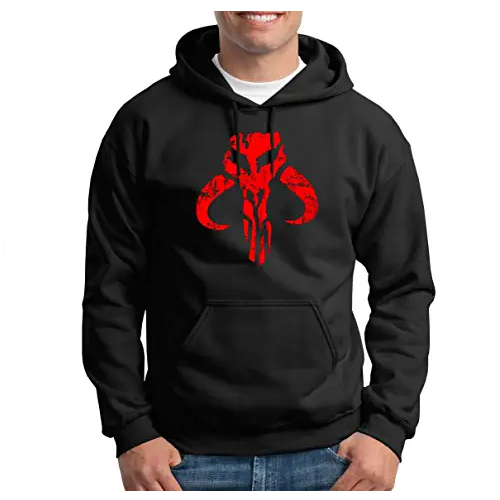 Sudadera-hombre-Mythosaur-Skull-The-Mandalorian-Star-Wars-Disney